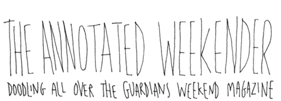 The Annotated Weekender
