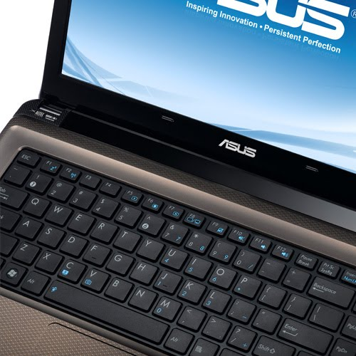 Asus K42JP Notebook ATI Display 64 Bit