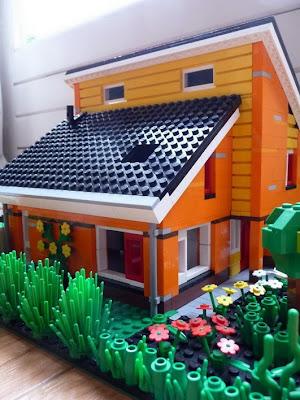 Lego Moc My Home