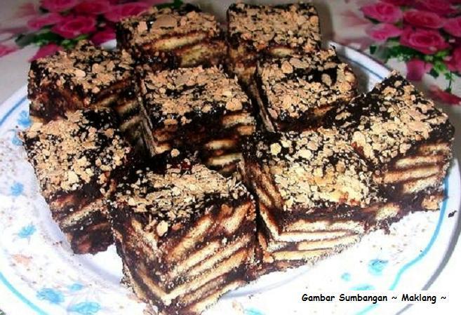 si penyamOun: resepi kek batik