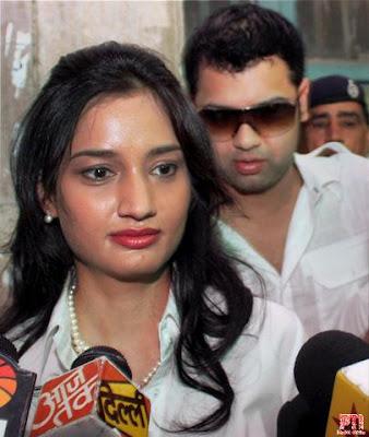 Latest News: Pictures of Rahul Mahajan's Ex-Wife Shweta Singh