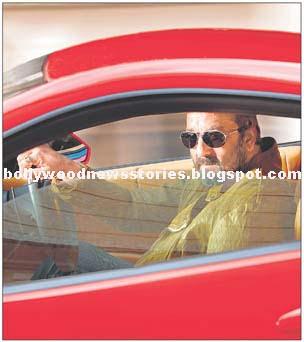 Sanjay Dutt Cars