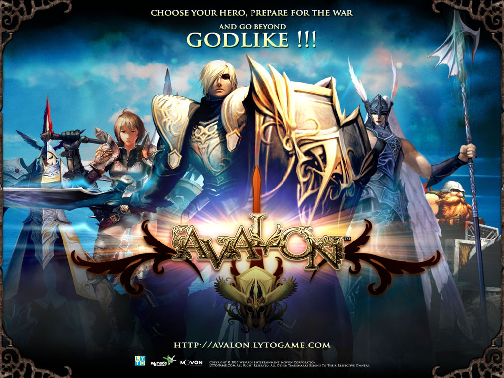 Avalon Game Online