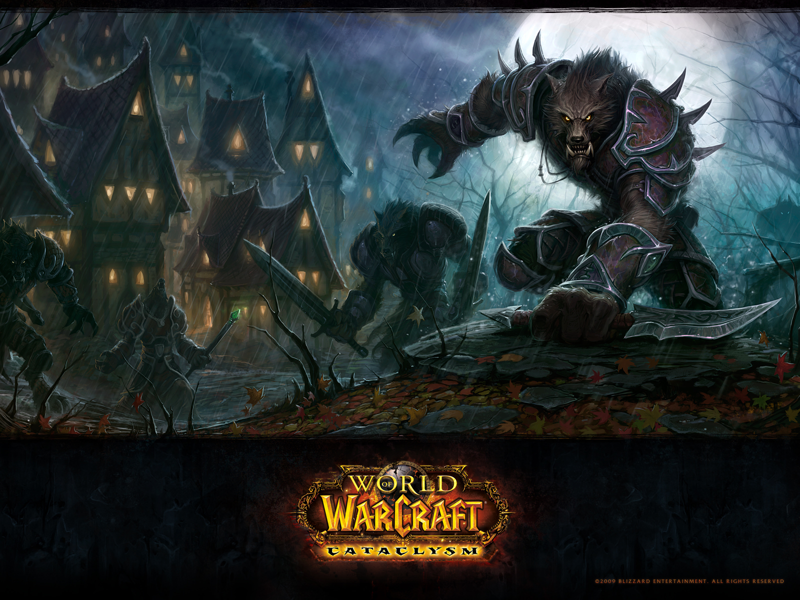 World Of Warcraft Desktop Wallpaper