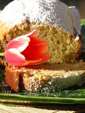More Than Burnt Toast Blood Orange Olive Oil Cake A