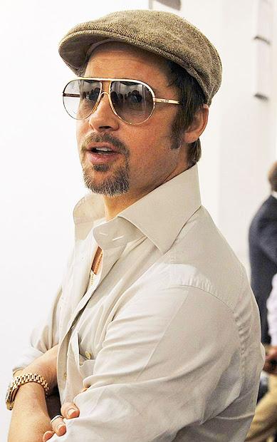 Brad Pitt Rolex
