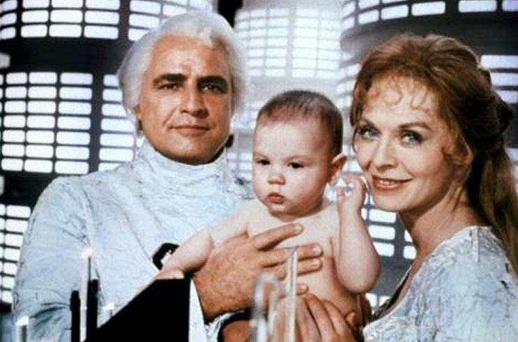 Image result for superman the movie marlon brando