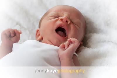 Newborn baby photos in Beaconsfield