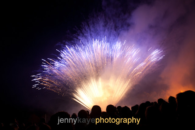 Fireworks night in Beaconsfield