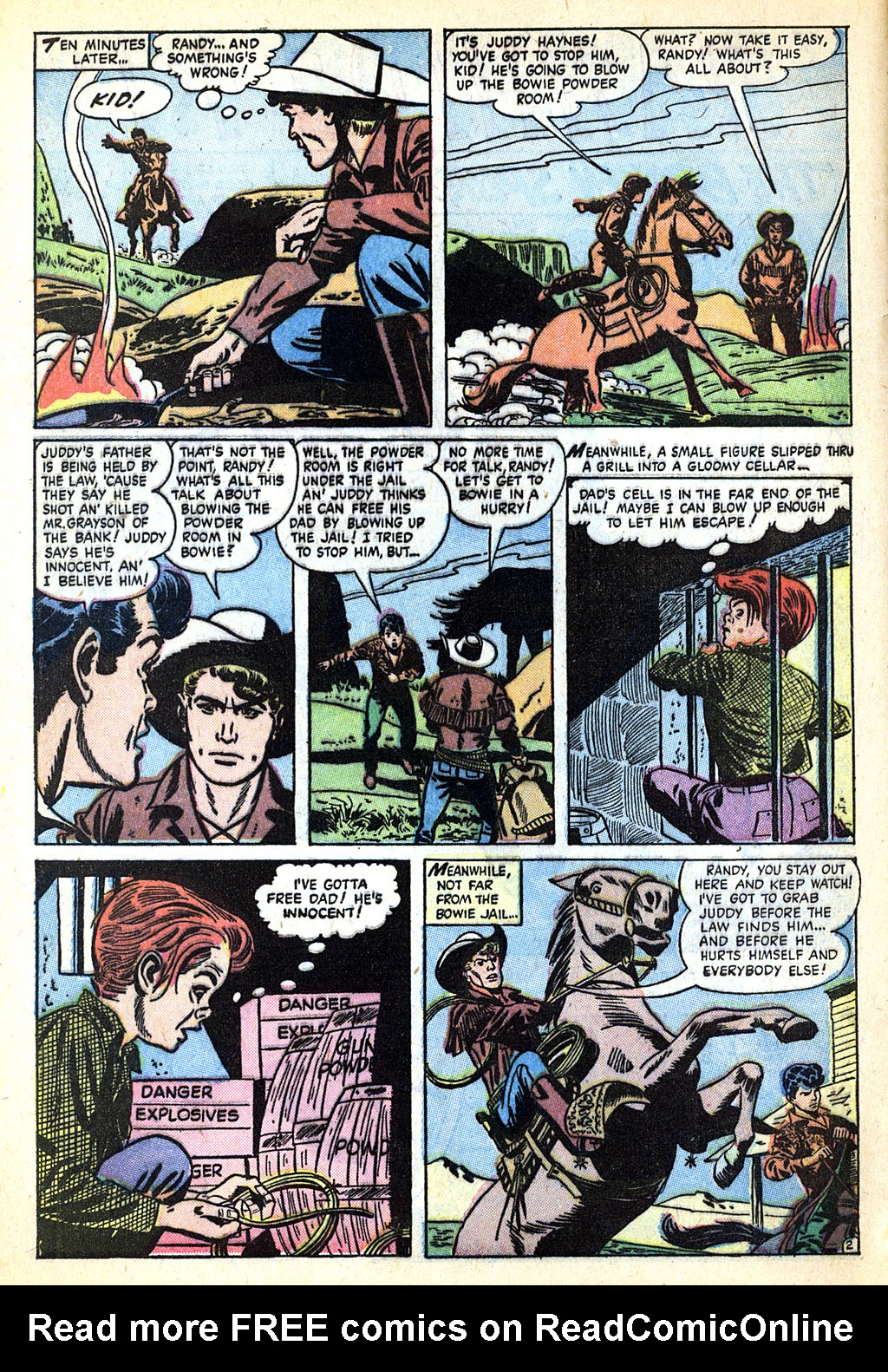 The Rawhide Kid (1955) issue 4 - Page 4