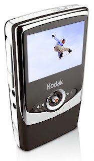 Kodak Zi6 HD Pocket Video Camera