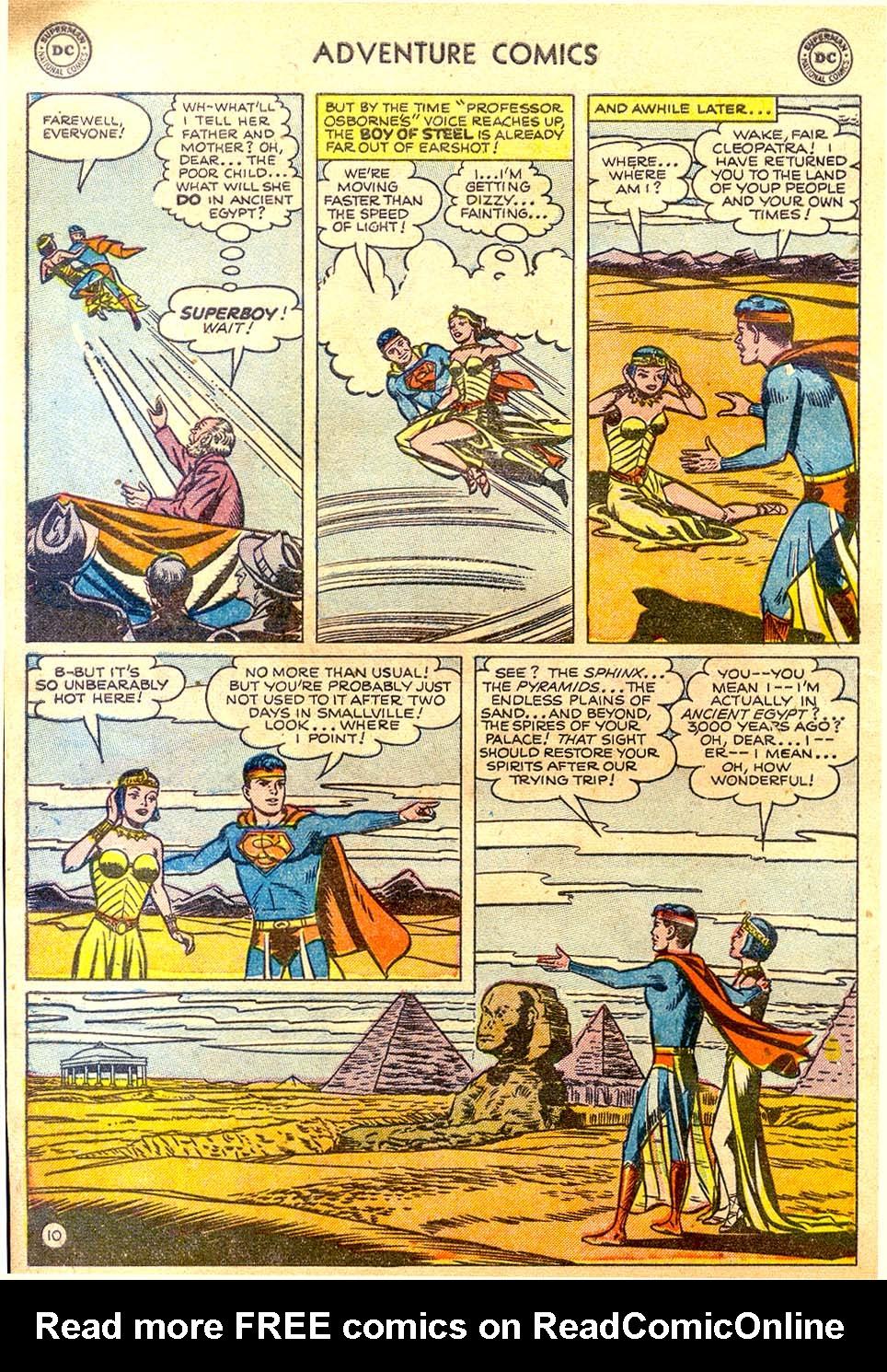Read online Adventure Comics (1938) comic -  Issue #183 - 12