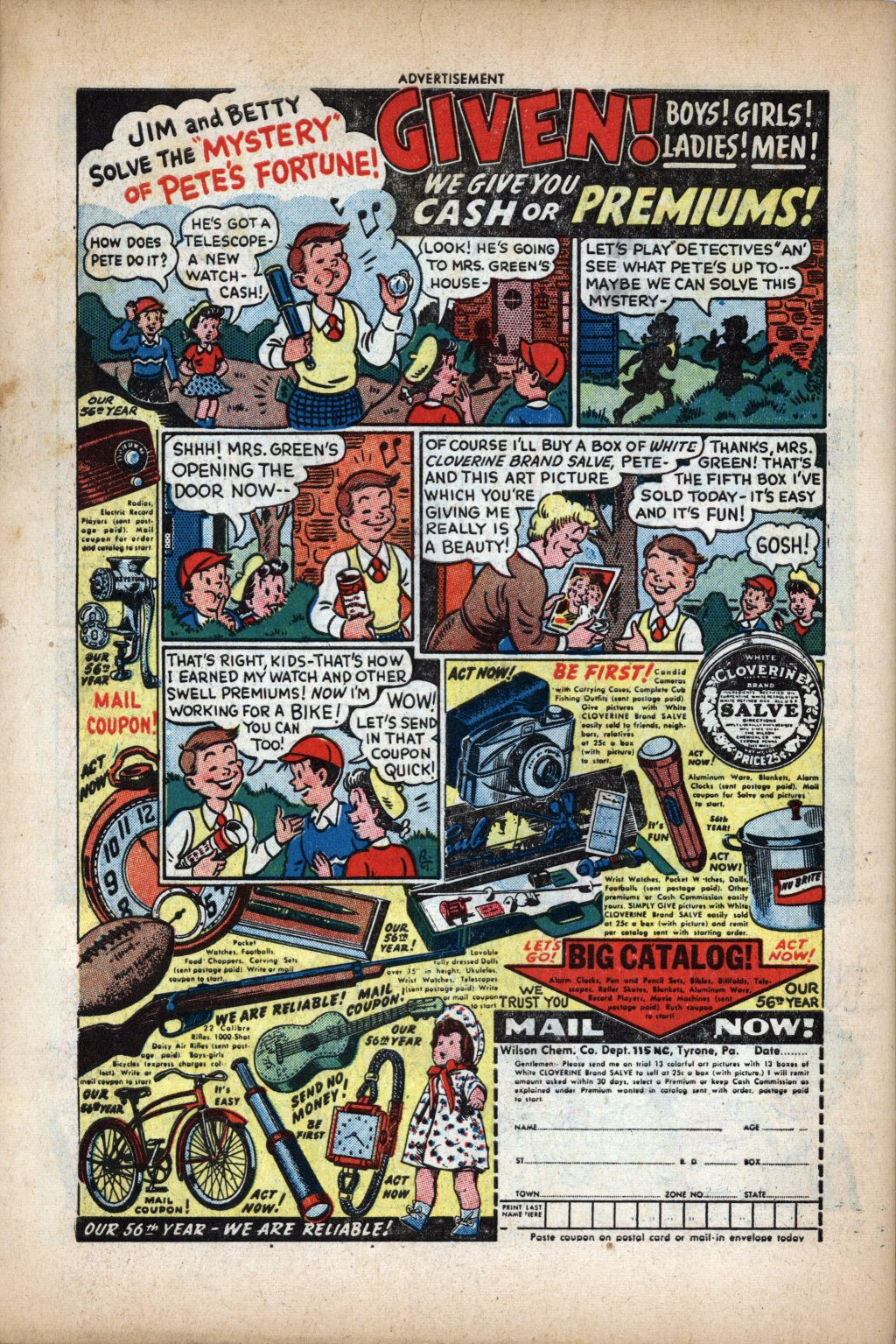 The Adventures of Bob Hope issue 11 - Page 42