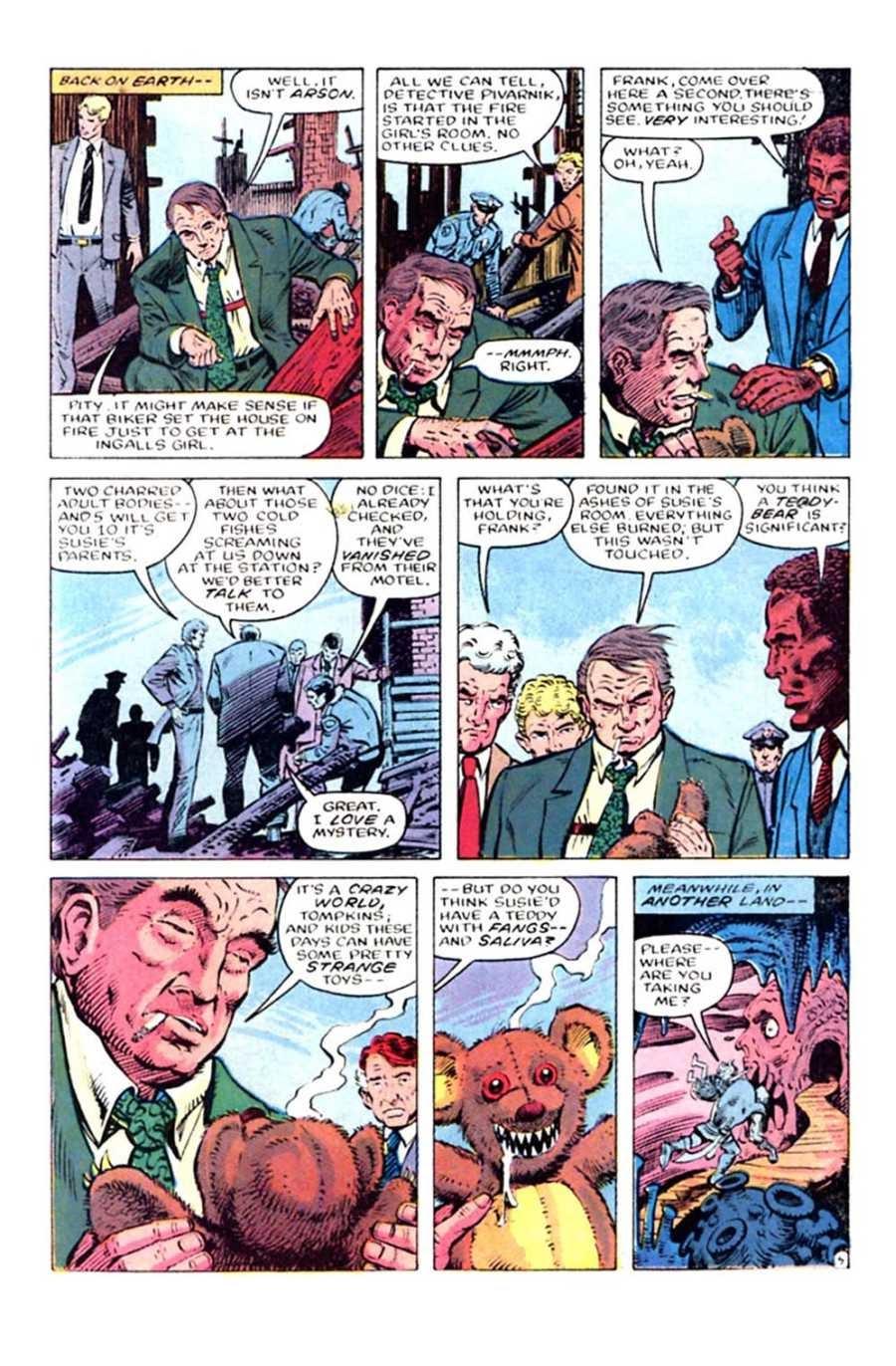 Read online Mars comic -  Issue #5 - 27