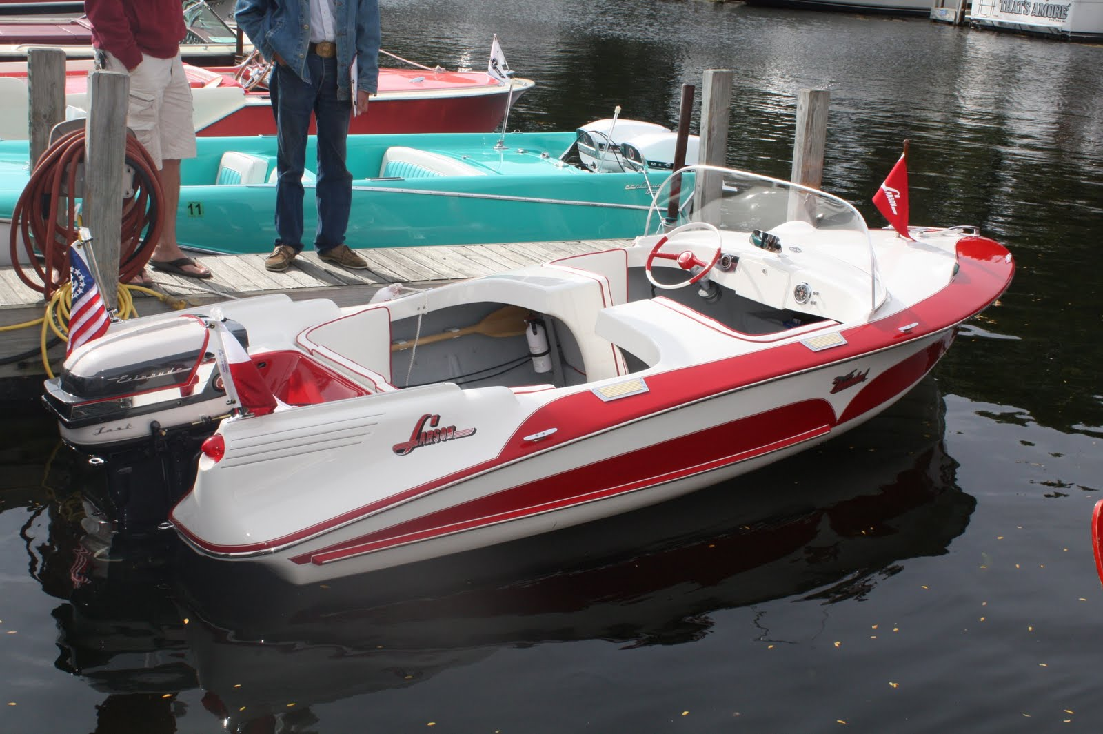 Alumacraft Boats For Sale >> Live Same Day Coverage from the 2010 Geneva Lakes Boat ...