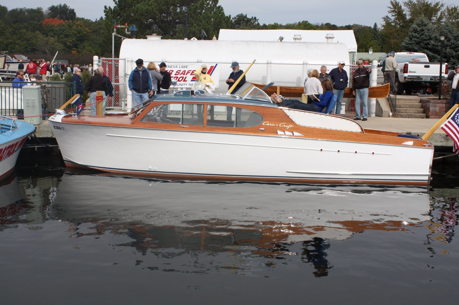 2010 Geneva Lakes Antique & Classic Boat Show – Sunday Encore