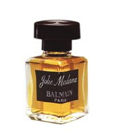 954cc12c Perfume Shrine: The Case of the Jolie-Laide Madame ~Jolie Madame by Balmain:  fragrance review