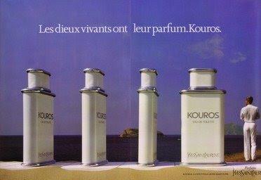 Perfume Shrine  Classic Values ~Kouros by YSL  fragrance review 1cfa8970db6