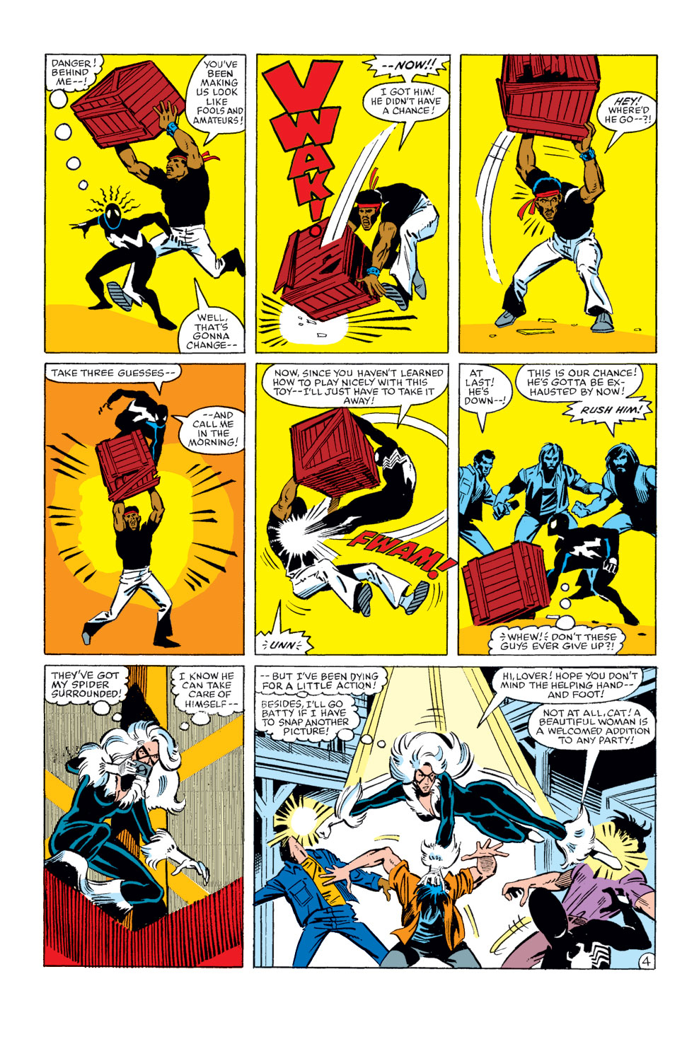 The Amazing Spider-Man (1963) 256 Page 4