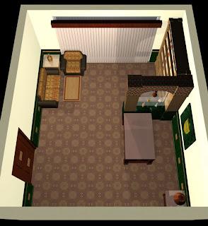 portfolio dari adawarna, desain grafis, interior