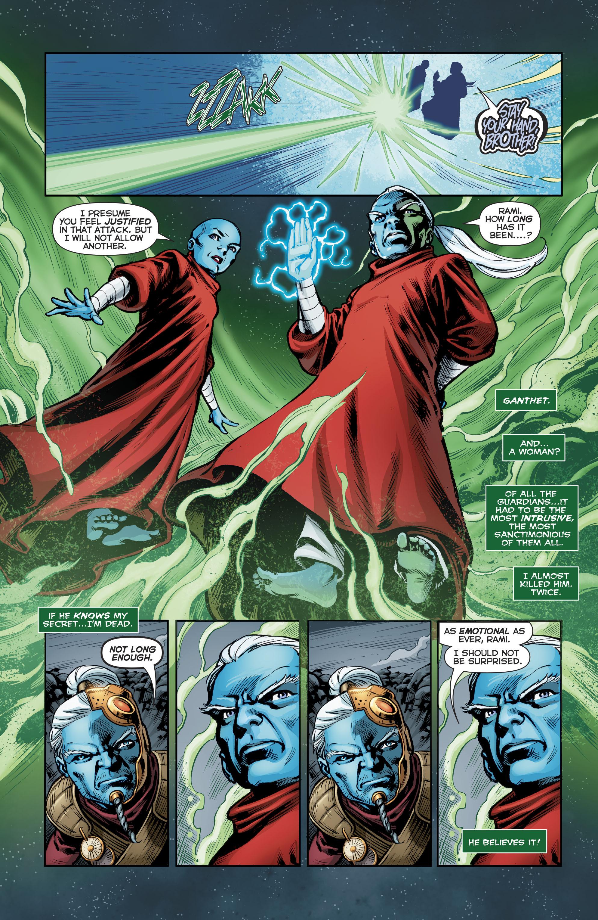 Read online Green Lanterns comic -  Issue #22 - 18