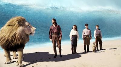 Narnia 3 La película