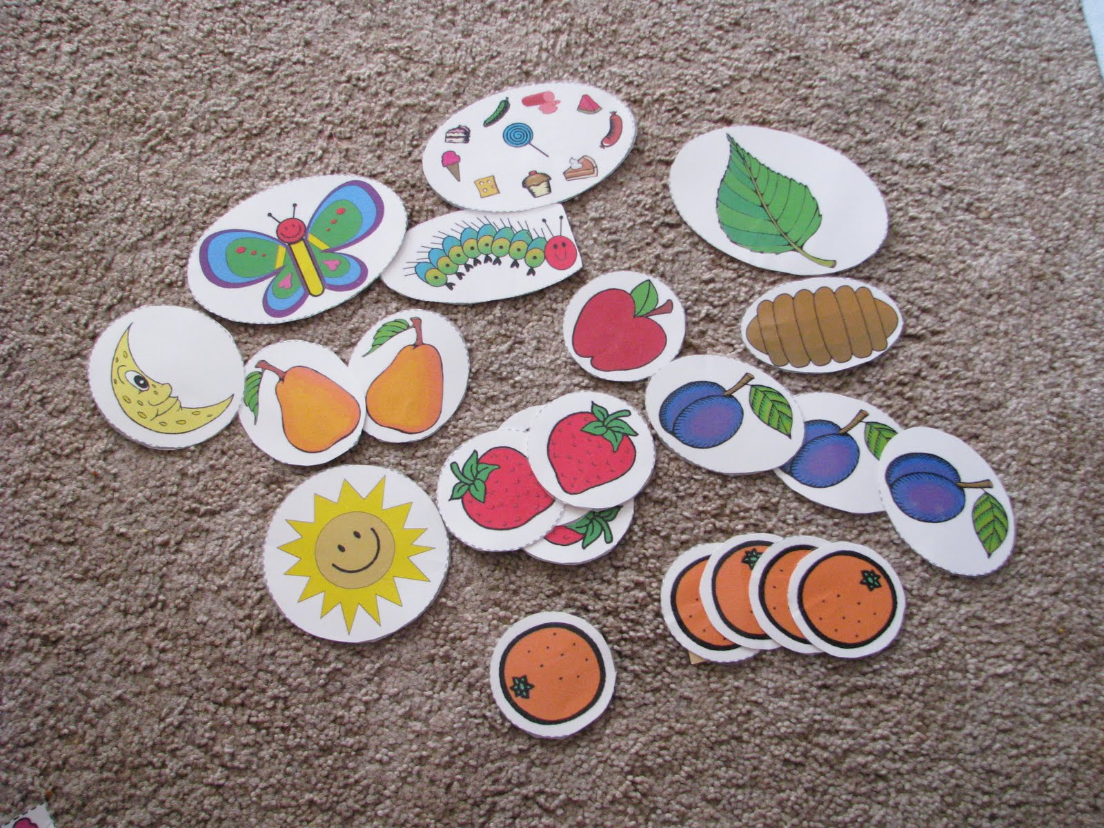 Mommy S Little Helper Very Hungry Caterpillar By Eric Carle