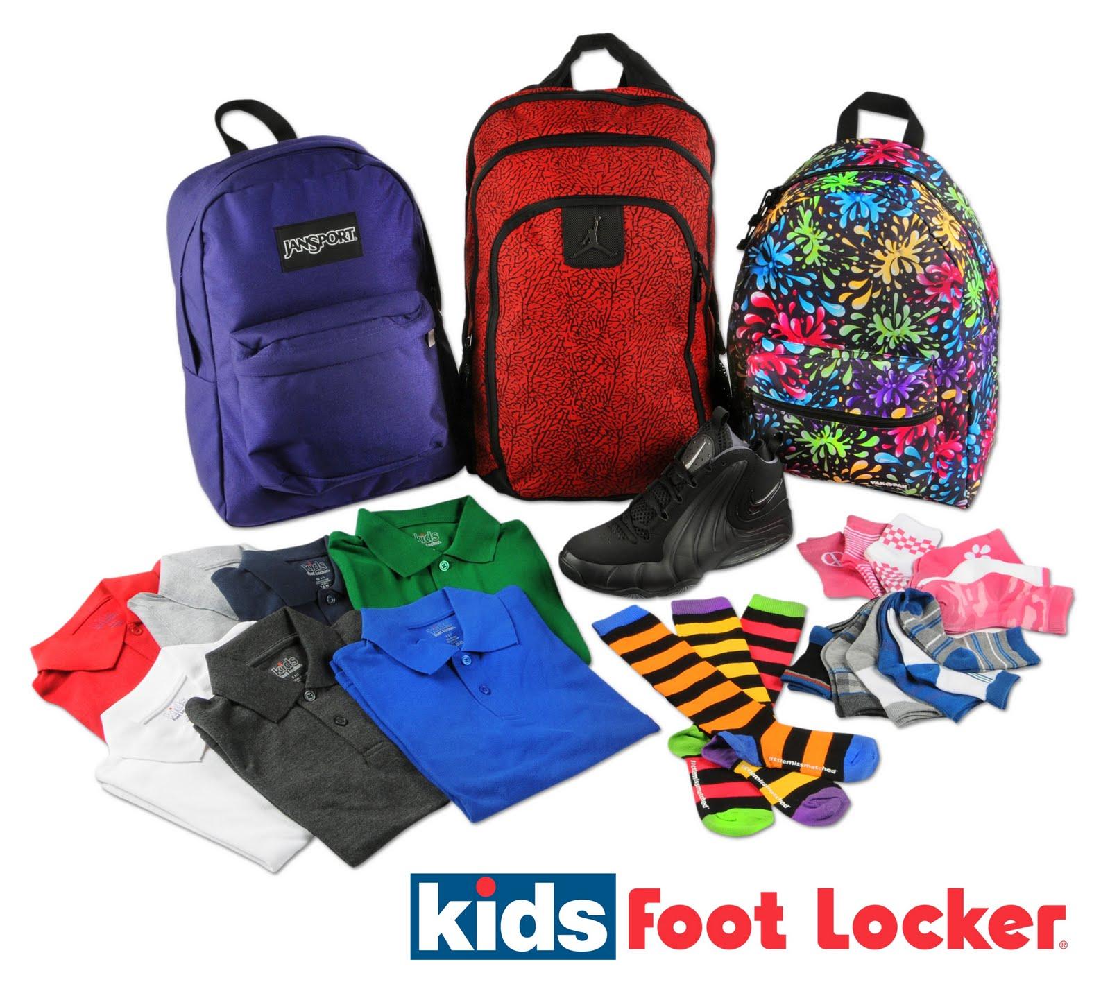55b05878c8200c What s in Your Locker  Kids Foot Locker Asks