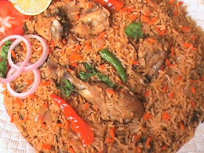 Hyderabadi Chicken Biryani Recipe By Jaypremzz Petitchef