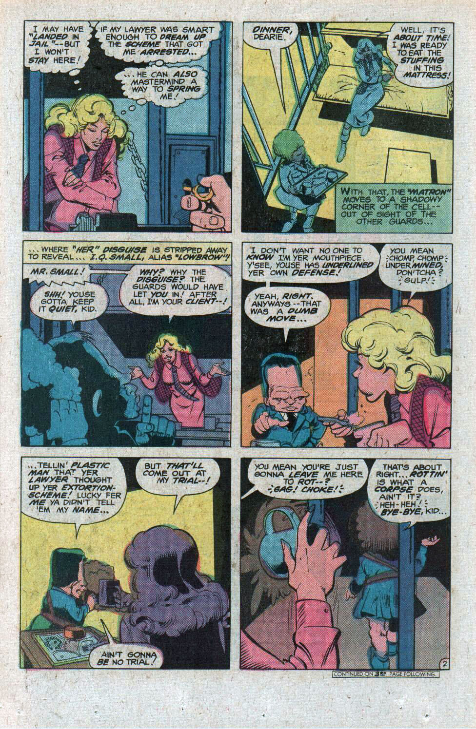 Read online Adventure Comics (1938) comic -  Issue #472 - 21