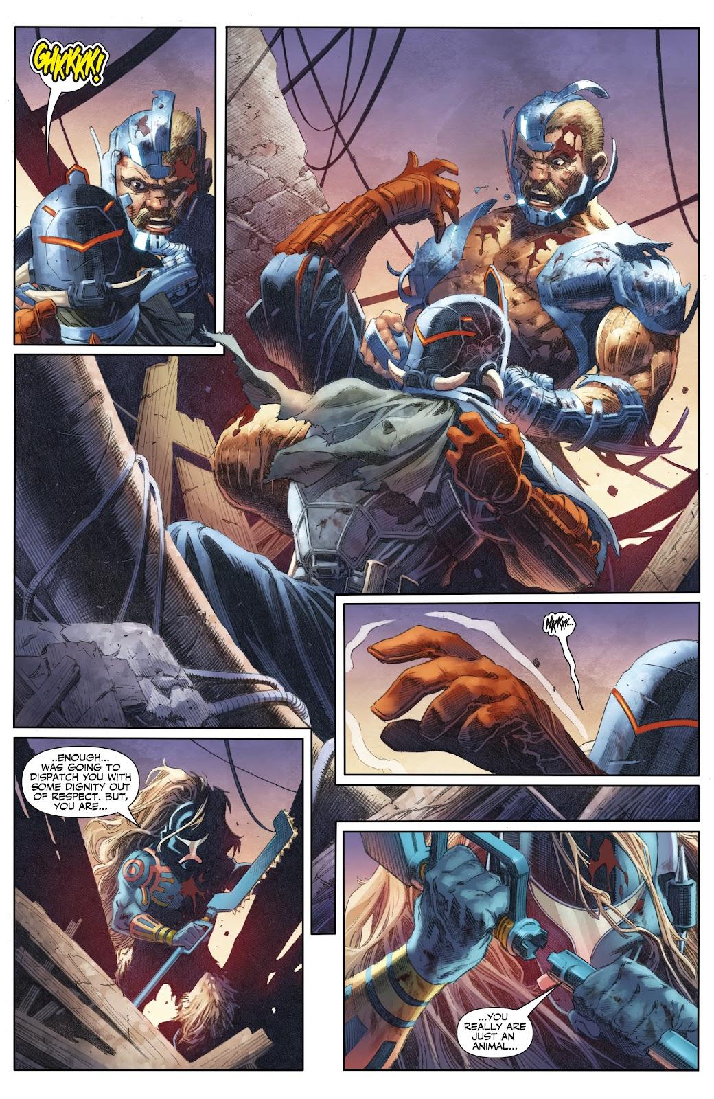 Read online X-O Manowar (2017) comic -  Issue #24 - 17