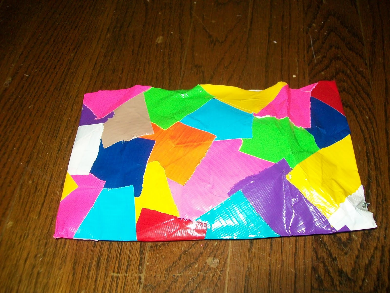 21 Totally Awesome Duct Tape Creations...{how is #8 ... |Duct Tape Creations