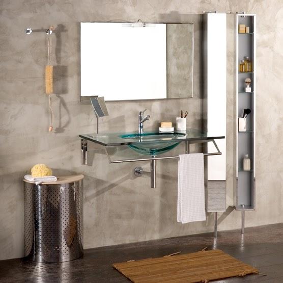 HOME DESIGN-DESAIN RUMAH: Lineabeta Italian Bathroom ...