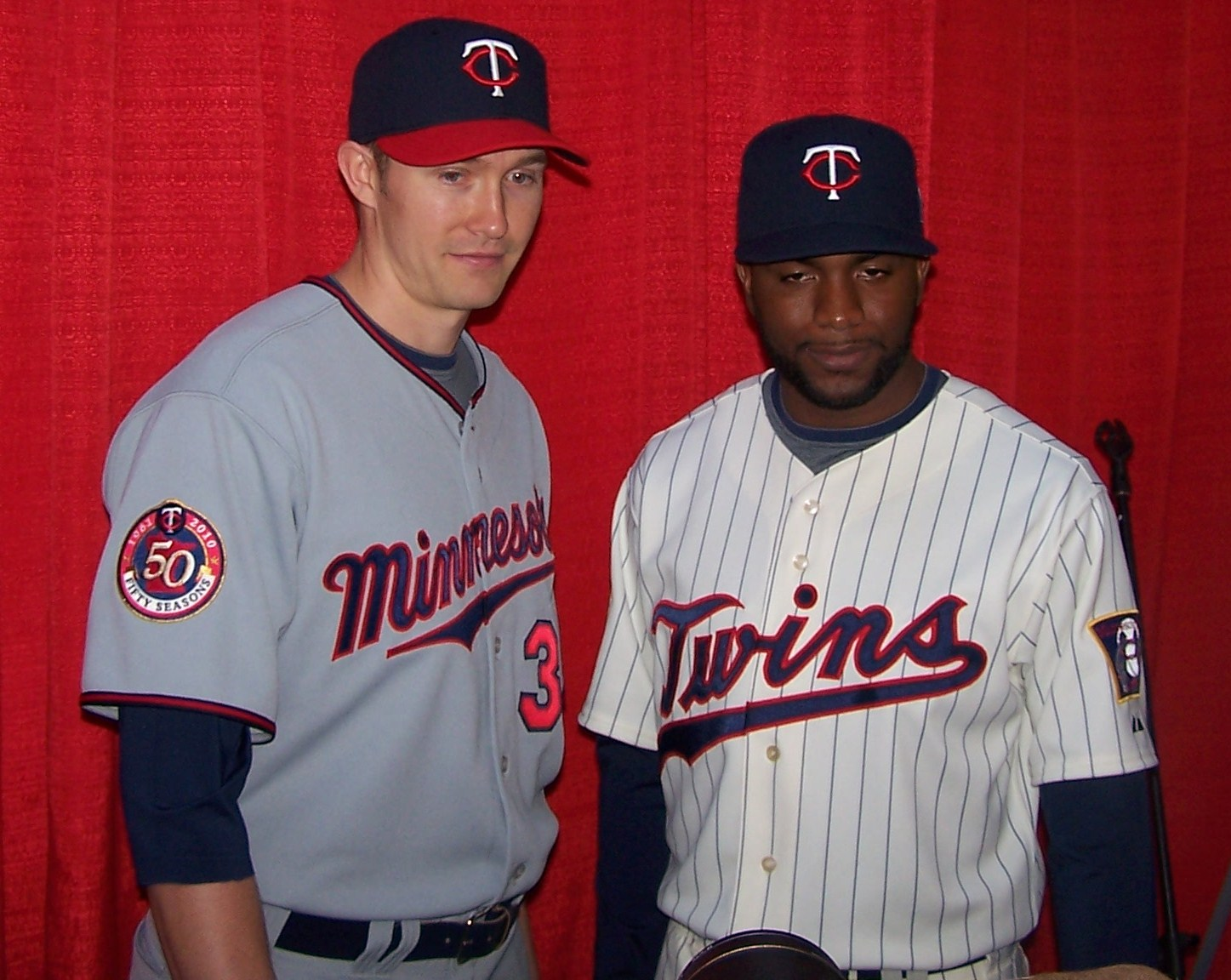 94816ca2020 Alright Hamilton!: Twins Uniform Unveiling - pictures