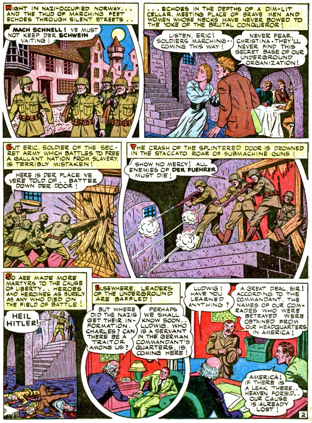 Boy Commandos issue 2 - Page 48