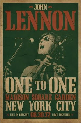 One to One commemorative poster