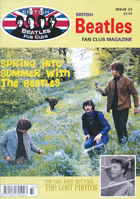 British Beatles Fan Club magazine