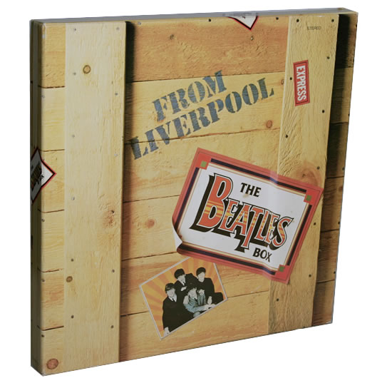 the daily beatle the beatles box of 1981. Black Bedroom Furniture Sets. Home Design Ideas