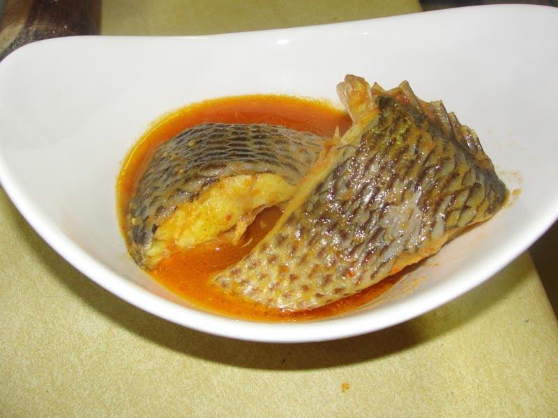 Modern African Cuisine: Fish Sauce(omoyo)