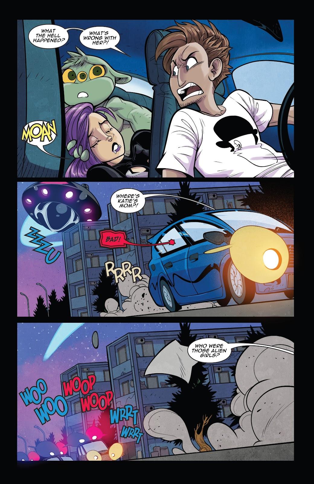 Read online Vampblade Season 3 comic -  Issue #11 - 5
