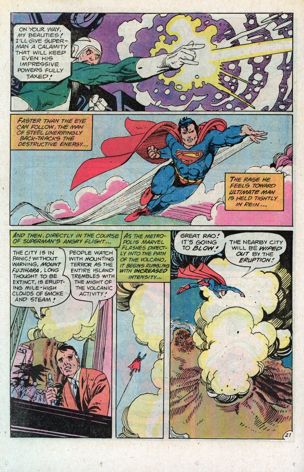 Read online Superman Special (1983) comic -  Issue #1 - 26