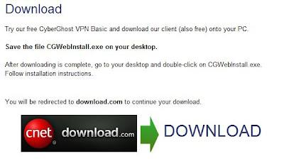 Free VPN: CyberGhost VPN Premium Account 1 Year Subscription - Cebu