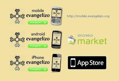 Evangelizo App