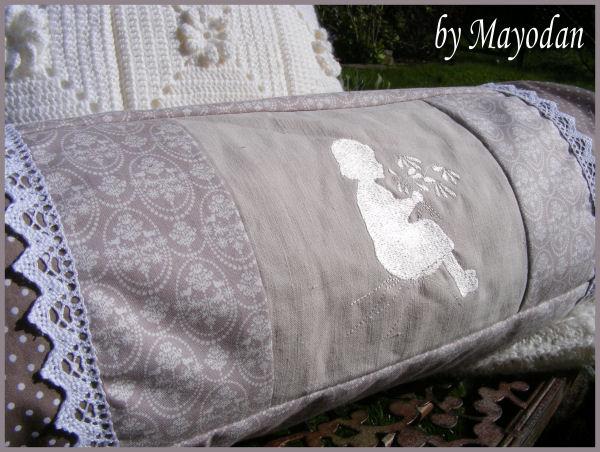 Grannykissen Nackenrolle Mayodans Home Garden Crafts