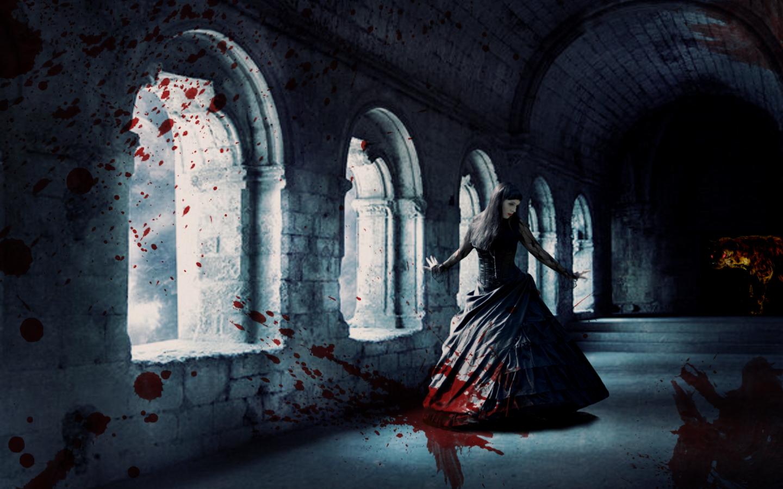 Beautiful Emo Girl Wallpaper Wallpapers Zone Gothic Girls