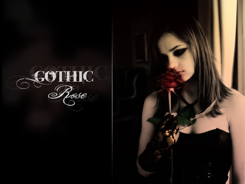 gothic girls wallpaper by - photo #6