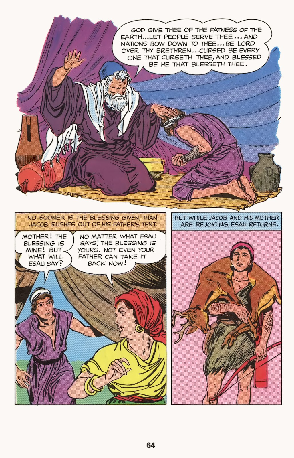The Picture Bible issue TPB (Part 1) - Page 66