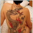 Appropriate back tattoos pics