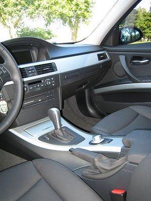 2006 Bmw 325i Interior : interior, Interior, Black, Leather, Aluminum