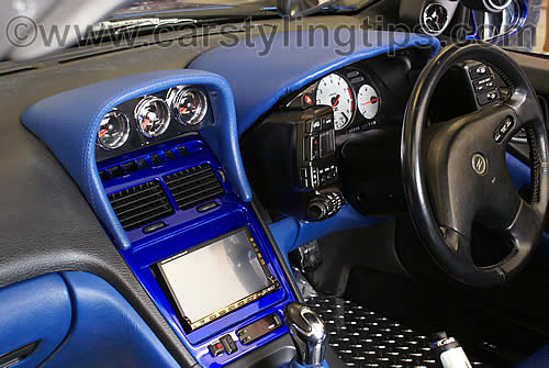 Index Car Modification Interior Styling And Car Mats For Nissan 300 Zx
